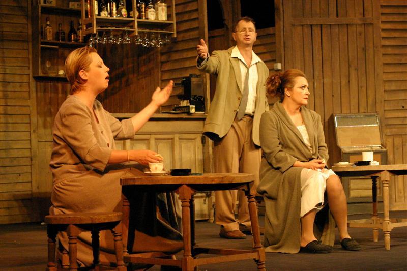 Teatrul Bulandra - Cafeneaua - 14 martie 2011 - imagine 1