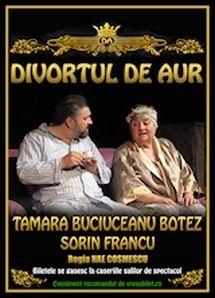 Tamara Buciuceanu Botez - Divortul de Aur