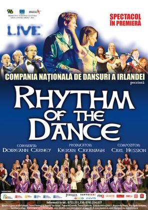 Afis Rhythm of the Dance
