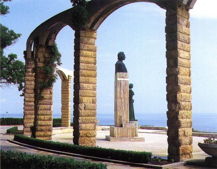 Statuia lui Eminescu din Constanța