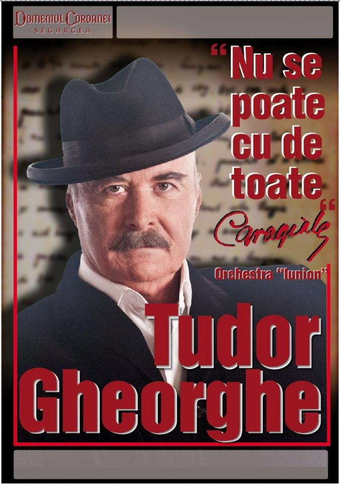 Tudor Gheorghe - Nu se poate